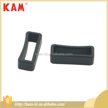 Wholesale fashion accessories mens black plastic belt buckles