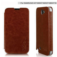 Topmind Wallet Leather Case for Samsung Galaxy Note 2