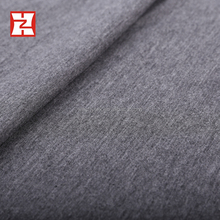 low price fabric roll free sample yarn dyed single jersey wholesale microfiber poly rayon fabric