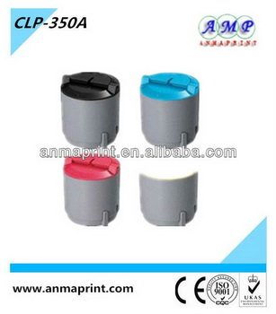 China supplier CLP-350A series Toner Cartridge compatible for Samsung Laser Printer
