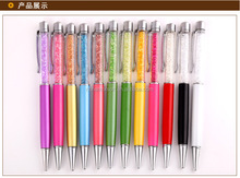 Hot Selling Promotional Metal Crystal Stylus Pen With Company Logo