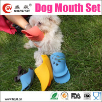 China manufacturer supply 2014 best selling dog mouth cover