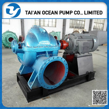 Double Suction electric motor water supply pump price