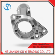 Quality motor parts high precision OEM aluminum alloy die casting starter assembly