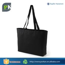 Recycling plastic pet bottle recycling handmade fabric tote bag
