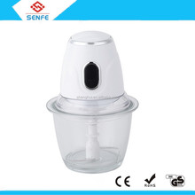 Best sales electric food processor mini vegetable chopper with glass bowl AD-836G