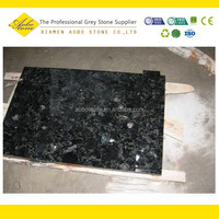 Volga blue granite tile flooring 60x60
