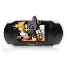 32 bit 3.0 inch hand-held portable game console