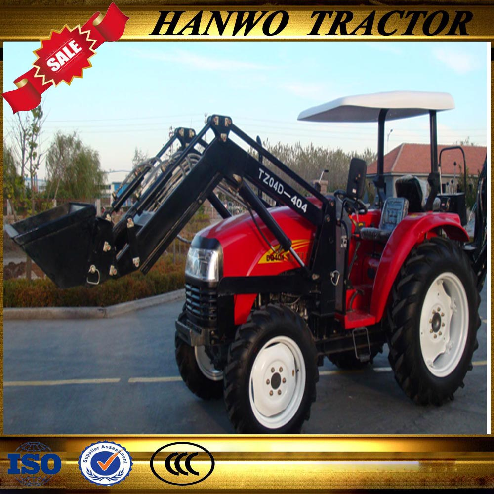 CE Garden tractor front end loader with front end loader & fork lift price