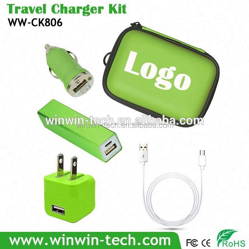 mobile phone charging sets multiple mobile phone car charger