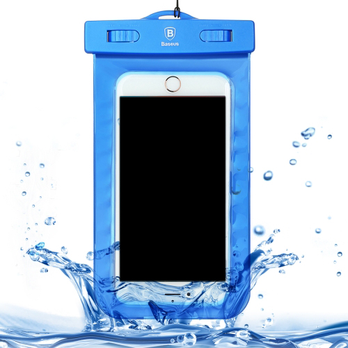Universal Waterproof ABS Clip Phone Bag for iPhone 6 Plus, Waterproof Case for Phones
