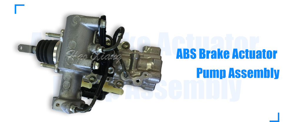 Good Quality ABS Brake Actuator Pump Assembly 47210-76030/47270-47030