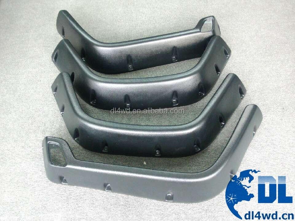 4x4 jeep wrangler accessoires tj fus es passage de roue en plastique voiture aile bavettes garde. Black Bedroom Furniture Sets. Home Design Ideas