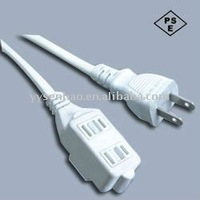 Japanese Pse Power Cords With Plug
