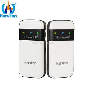 Long Range WiFi Router Mini 3G 4G Wi-Fi Hotspot Portable USB Modem Router With Sim Card Slot