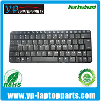 Hot Selling black color Laptop Keyboard TX2000 for HP Pavilion TX2000 TX2100 TX2500 TX2600 original laptop keyboard