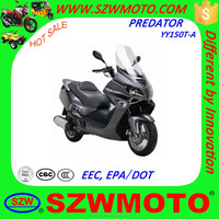 HOT SALE new design Predator A YY150T-A YY125T-A YY250T-A scooter motorcycle