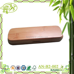new unfinished wooden pencil box designs with slid lid,new bamboo pencil box ,antique wooden pencil box