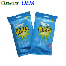 Alibaba China Manufacturer OEM Multi-Purpose Disposable Spunlace Non-Woven Household Cleaning Wet Wipes