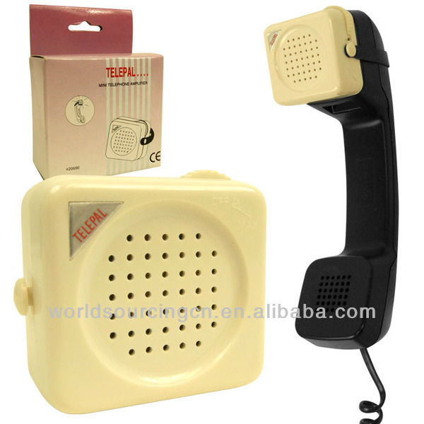 Telepal Mini Telephone Amplifier
