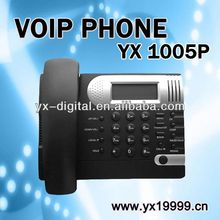 5 lines sip phone voip phone with router