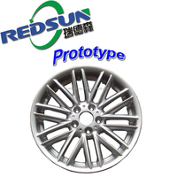 cnc machining auto parts prototype for tyre