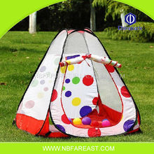 Factory directly provide portable professional kids sleeping tent