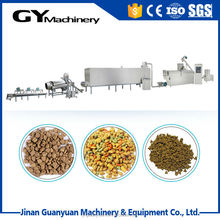 Alibaba famous seller pet food production machinery