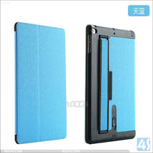 Original Design Leather Cover for iPad Air 2, Smart Case Dormancy Function For iPad Air 2 Leather Cover Case