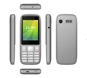 "2.4"" 4G Lte Bar Feature Phone, The Lowest Price Mobile Phone All Brands Factory In China,Latest Mobile"