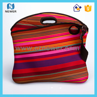 Latest creative waterproof shockproof ladies neoprene laptop bag
