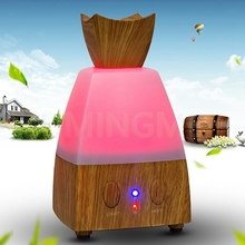 100ml wood ultrasonic essential oil aroma diffuser/ air humidifier airbus