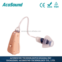 AcoSound Acomate 821 RIC hearing aid CE Approved listening devices