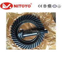 NITOYO FOR MITSUBISHI CANTER 4D30 4D31 6X40 40/6 CROWN WHEEL PINION 53210-45021