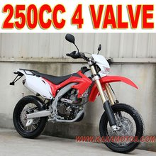 24HP 4 Valve 250cc Supermoto