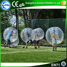 Best Sale Promotional Price Human Inflatable Bumper Bubble Ball
