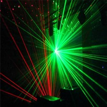 Super Full Color Laser Dance, 8W laser dance show equipment