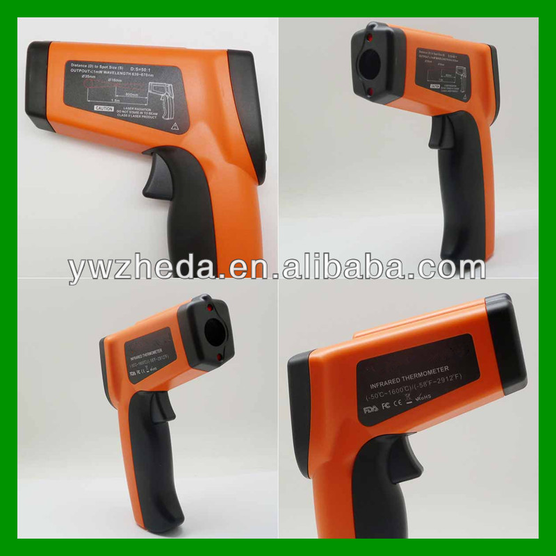 infrared forehead ir thermometer