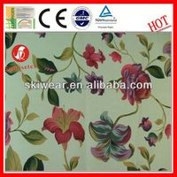 wholesale wicking t c twill fabric 21x21 108x58 for garment