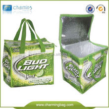 Promotional Insulated Beer Bottle Cooler Bag