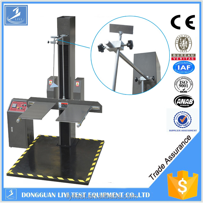 Electronic Double Wings Drop Tester