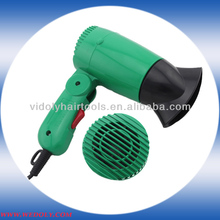 Strong Wind Foldable Handle Salon Wall Mounted Hair Dryers