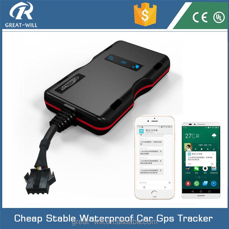 low cost android based gps sms gprs tracker vehicle tracking system