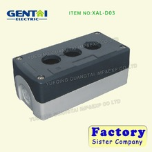 Latest price for pushbutton control box supplier