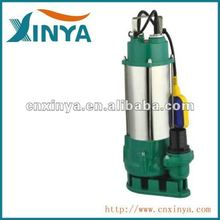 XINYA V series 1hp ac small electric single stage single-phase centrifugal mine sewage drainage water pump (V750F-A);