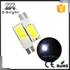 2016 factory price Error Free Led Signal Lights 12V 194 PCB COB 12SMD T10 led bulb