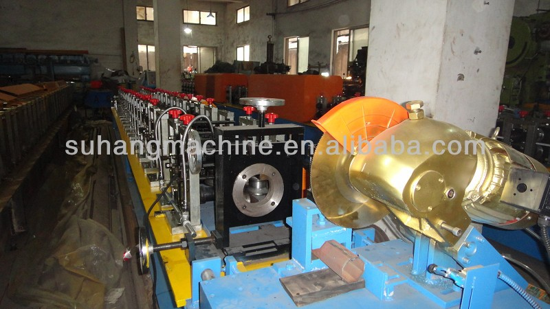 Steel Circular tube cold roll mills