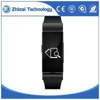 2016 New original mini U20 BT4.0 Smart watch earphone with heart rate Monitor for IOS & Android