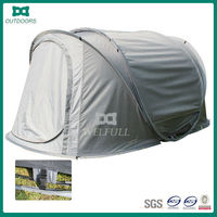 unique camping equipment for round camping tent
