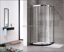 #304 ss bathroom fiberglass lowes portable shower enclosure